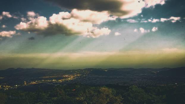 Greetings from San Salvador