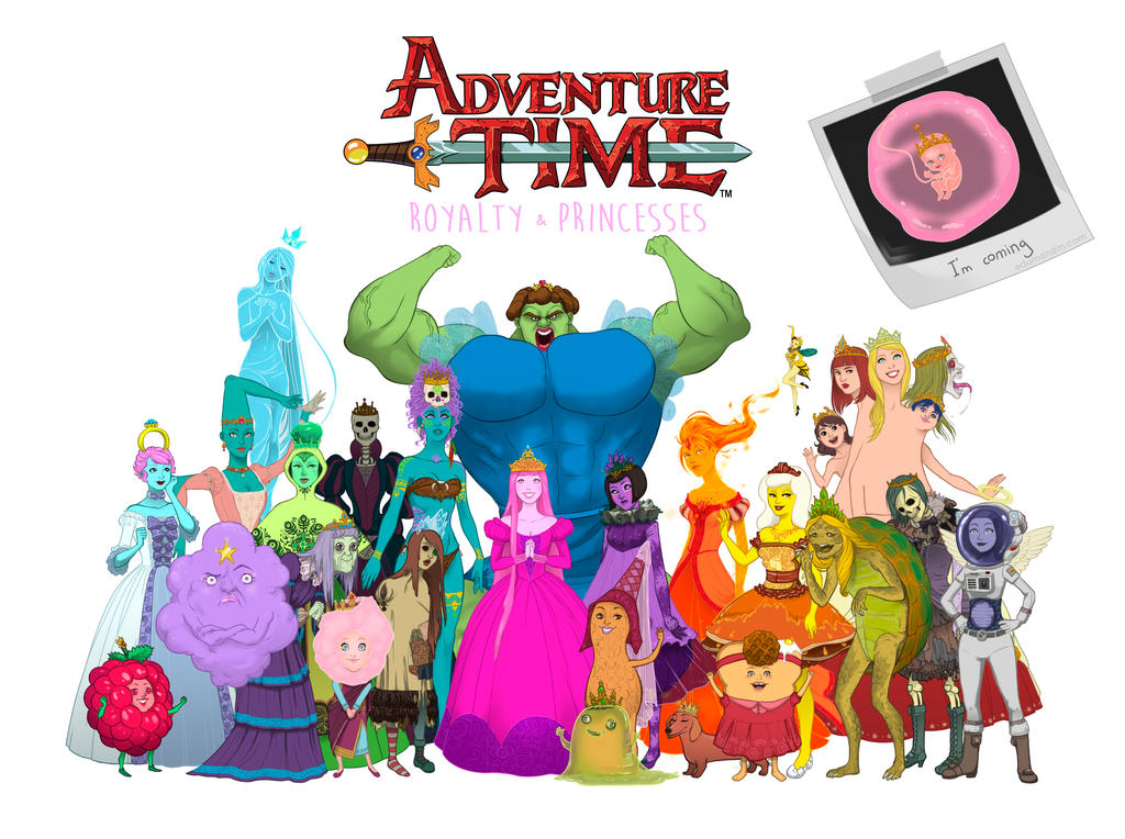 adventure time princesses Everyone loves adventure time this is something we all know to be truethe characters and the stories are just the very best- so in the scheme of things which o.