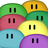 Dango Daikazoku MSN Avatar by ligula