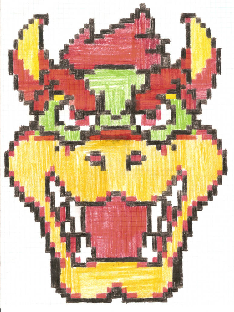 the face of koopa evil