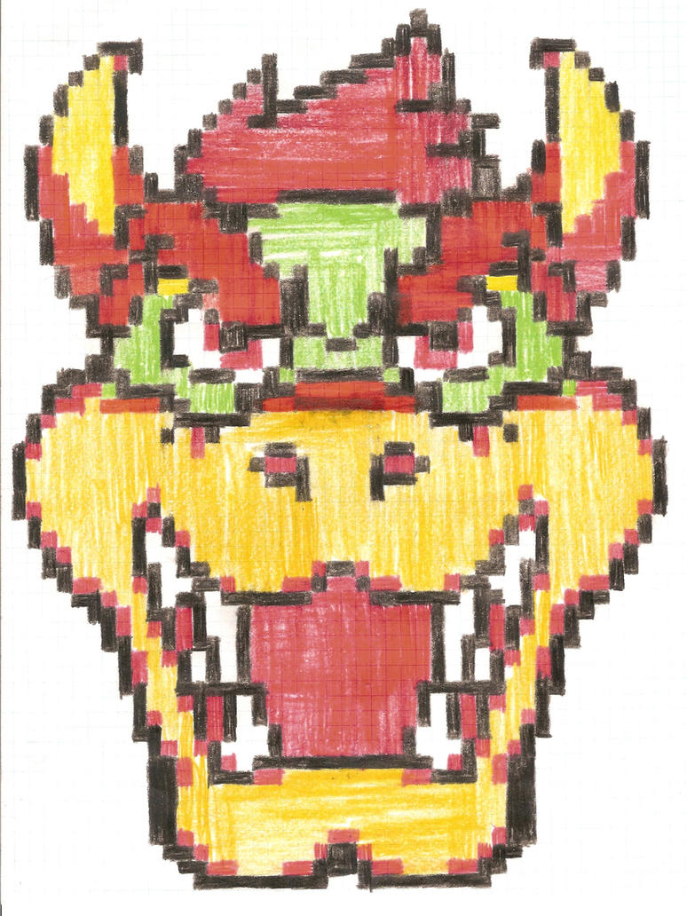 the face of koopa evil by artdragon1