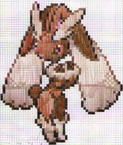 (PlHGSS) The Rabbit Pokemon (AT) by artdragon1