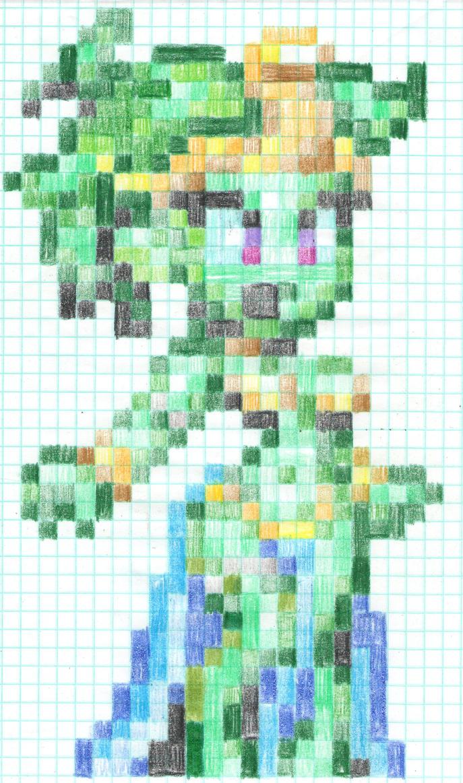 Sexy Zombie Princess by artdragon1
