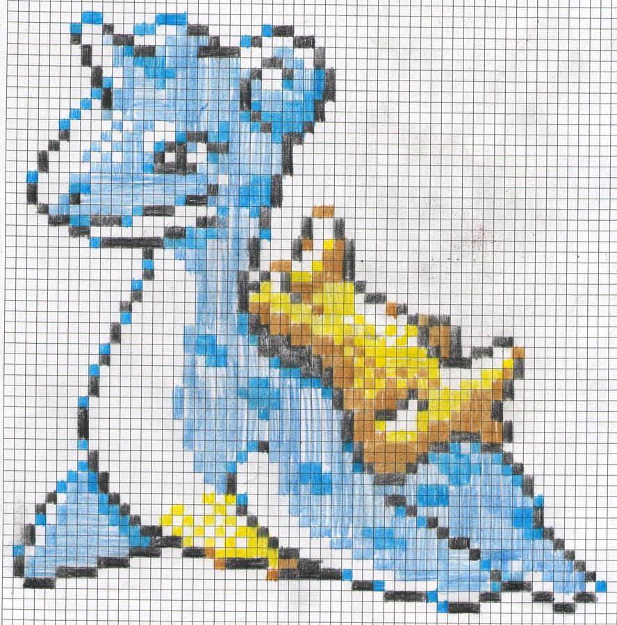 RB - The Transport Pokemon by artdragon1