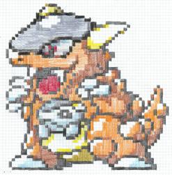 RB - The Parent Pokemon