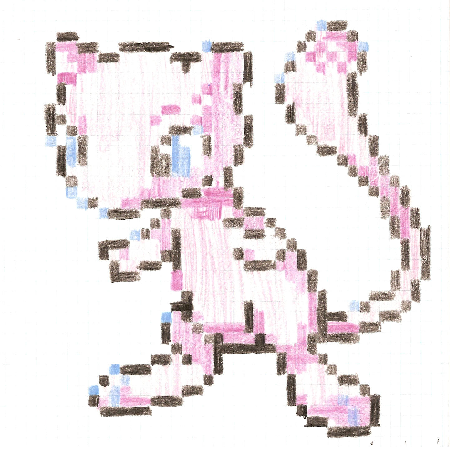 The gallery for --> Mewtwo Sprite Mecha Mewtwo Sprite