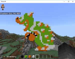 Minecraft Koopa King