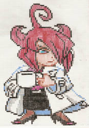Even mad Scientist need coffee by artdragon1
