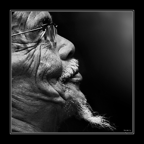Old Man by hamry-wabula