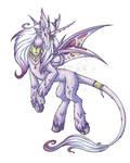 DragonVille Aurora Dragon