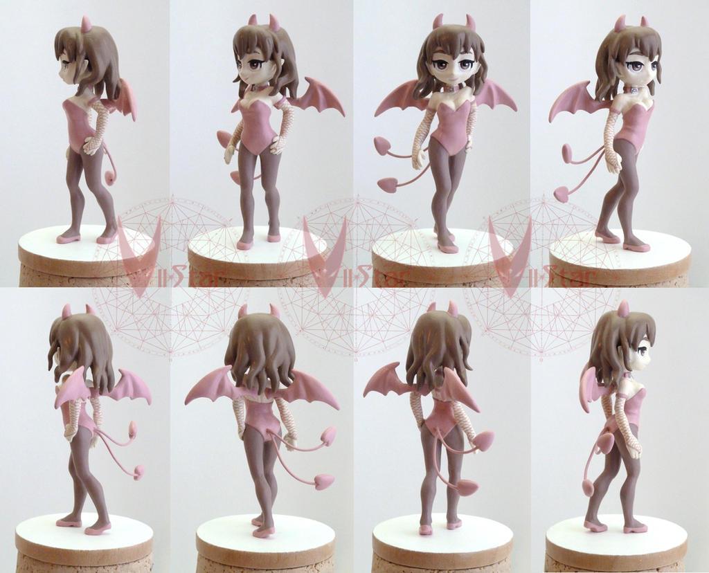 Chloe the Succubus by VIIStar