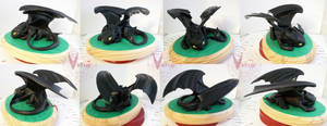 HTTYD Toothless