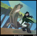One does not simply WALK into Beifong week.... by VIIStar