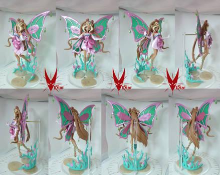 Winx Club - Enchantix Flora
