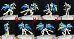 Rainbow Power Princess Vinyl Scratch