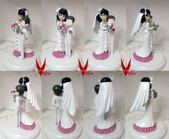 Osomisha Wedding by VIIStar