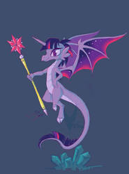 Twilight Dragon by VIIStar