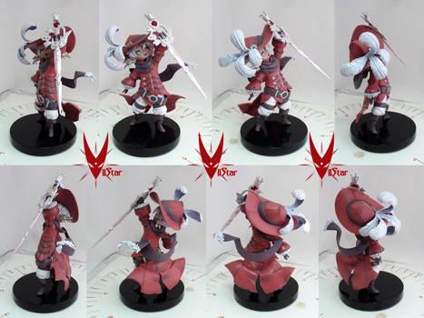 Twig Mooglekin as Red Mage