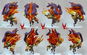 Chibi Ifrit by VIIStar