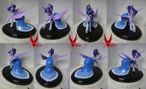 Final Twilight Sparkle Gala Princess by VIIStar