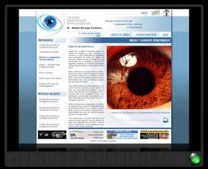 Oftalmic Web Page