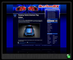 Sexytuning web page