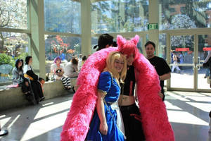 Sakura Con 2013: Boris and Alice by Mithos-Kun