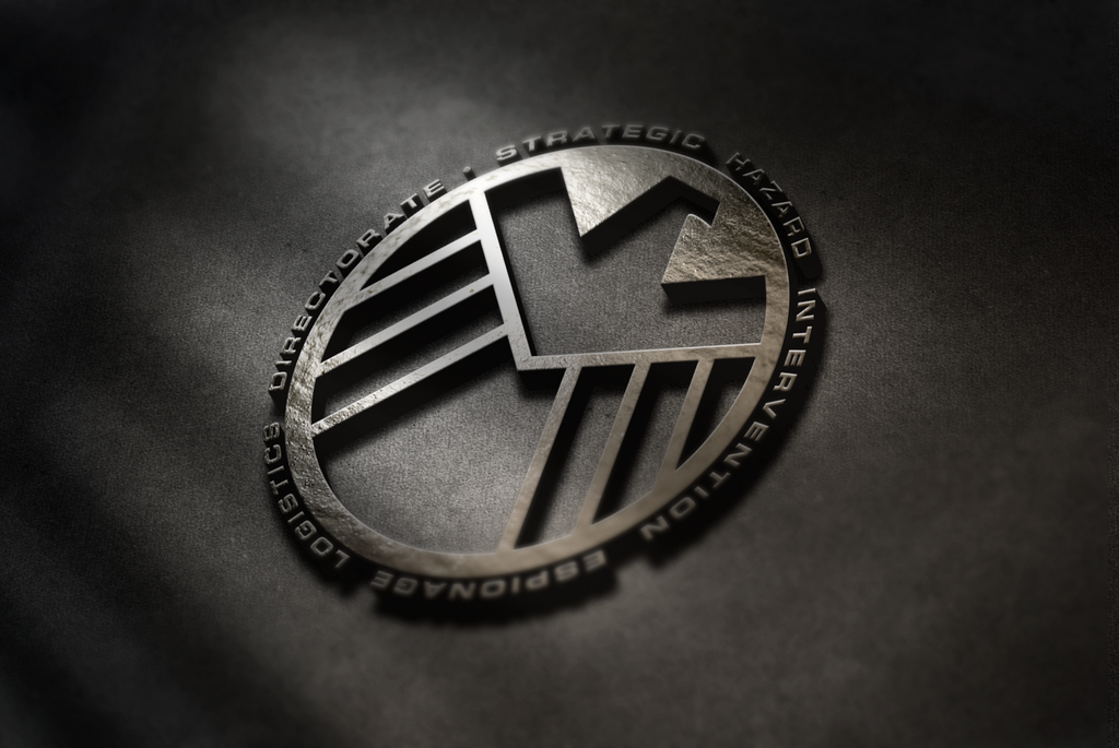 SHIELD Logo - 1990s by thatgeekchick