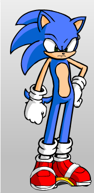 Sonic The Hedgehog by SonicLink1000
