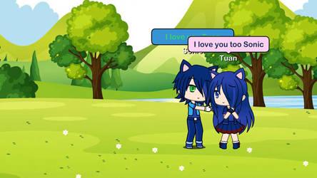 Sonan I love you by SonicLink1000
