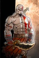 Kratos by FMCuonzo