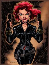 Black Widow by FMCuonzo