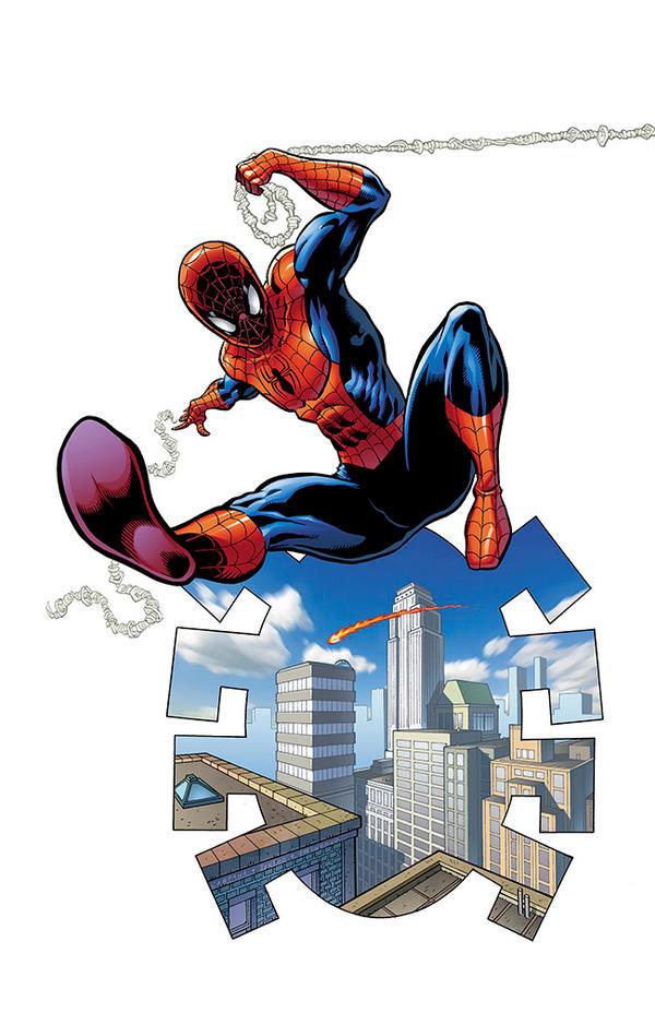 Spider-Man by FMCuonzo