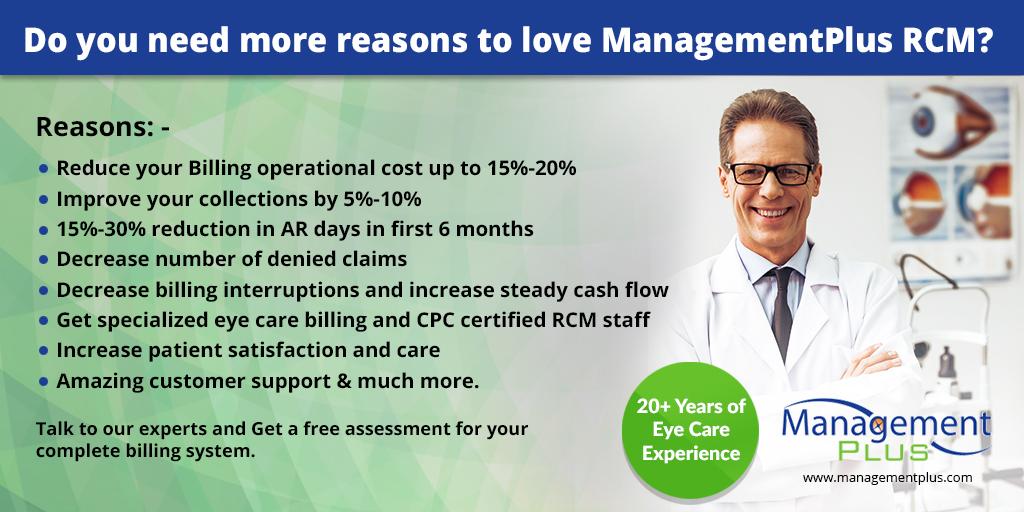 Rcm Services by ManagementPlus