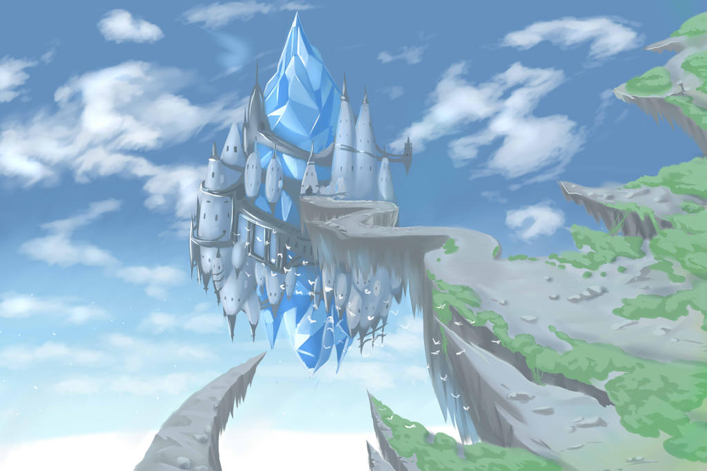 City of Crystal by Outering
