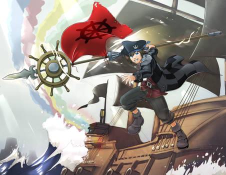 Kingdom Hearts 3 - StormFlag