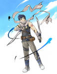 Joshua Bright from Trails in the Sky