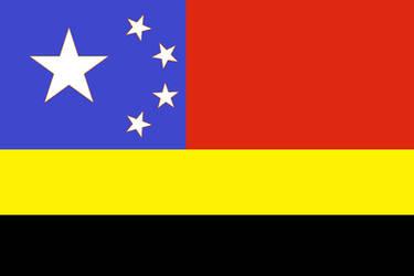 Federal Republic of China Flag by dragonvanguard