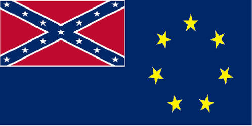 Flag of the Confederate Remnant