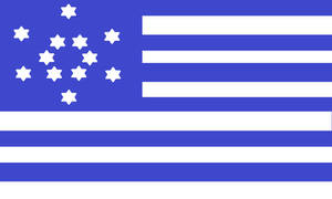 United States of Israel Flag by dragonvanguard