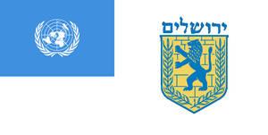 Jerusalem Flag 2