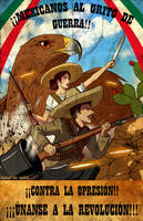 Revolucion mexicana. by Danfer3