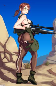 Quiet! (Metal Gear Solid V)