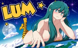 Lum - Urusei Yatsura (fanart)