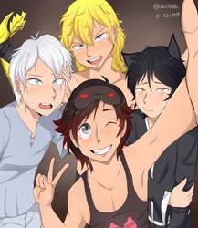 Team RWBY [Genderbent]