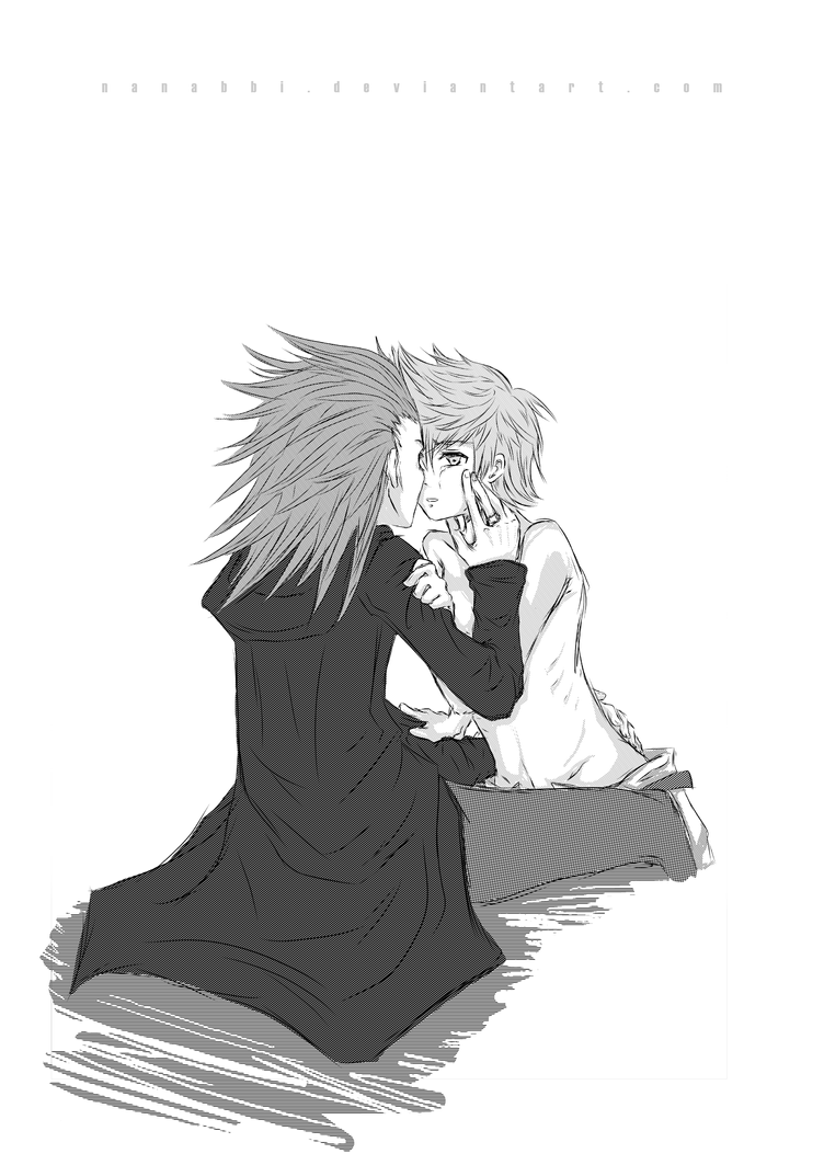 Akuroku- My Dearest by Nanabbi
