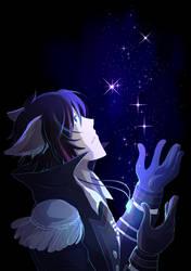 .+ The stars will light your way +. by Nanabbi