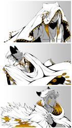ST: Gold Foil by Nanabbi