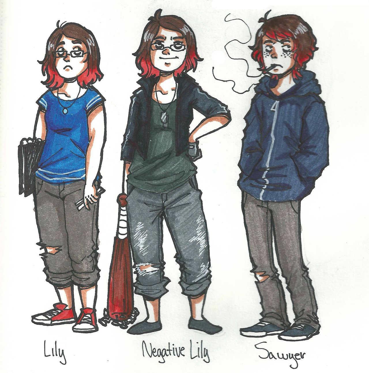 LilyScribbles's Profile Picture