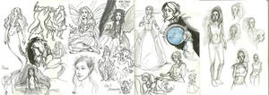 Sketches, stuff